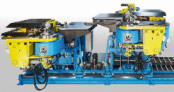 Schwarze-Robitec has delivered two of its booster bending machines for use in Vietnam's boiler and power plant industries. © Schwarze-Robitec GmbH